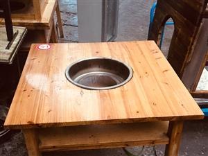 九成新餐厅桌椅板凳火锅店羊肉汤牛肉汤开店必备