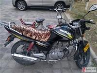 鈴木駿威gsx125摩托車出售10年的還有3年報廢,車發動機沒拆過,大小鏈輪鏈條都是新換時間不久的,...