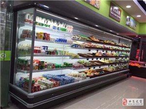 西安不銹鋼風幕柜廠家風幕柜多少錢一米