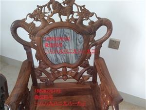 (图片)海南黄花梨家具一套,300万元