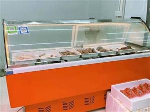 九成冰柜展示柜熟食柜商用�u菜展示柜��脖串串冷藏柜