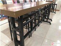 【出售】二手高檔桌椅
