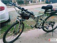 山地自行車閑置