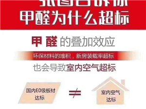 室內空氣凈化治理:專業除甲醛—除異味