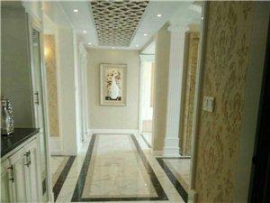 3室2厅2卫137万元。豪华装修未住