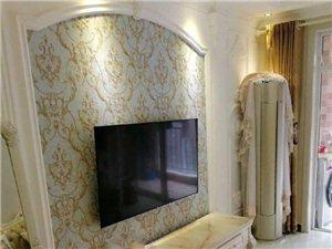 2室2厅1卫63万元精装修。实心出售