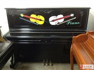 淄博二手�琴出售
