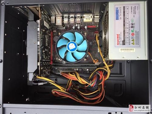 出售9成新网吧电脑适用吃鸡游戏设计办公华硕品牌