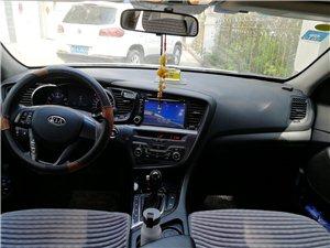 2012年高配起亞K5行駛5萬公里無事故