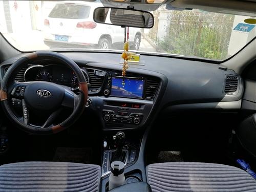 2012年高配起亚K5行驶5万公里无事故