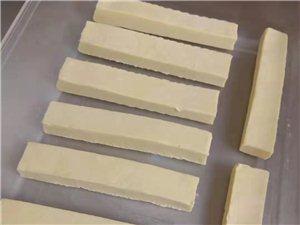 郑州香酥牛奶棒怎么层次分明