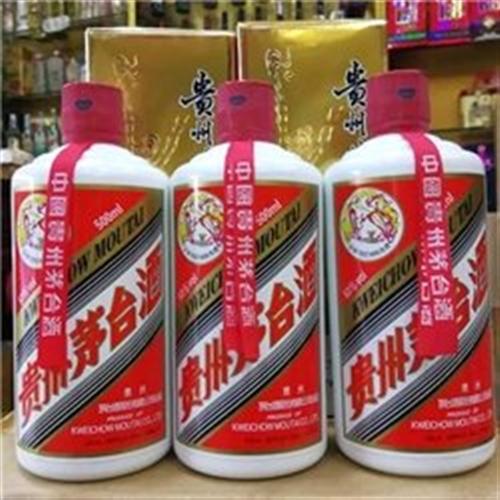 邛崍市回收老酒回收酒水收購多少瓶