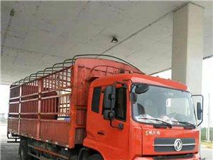 14年5月东风天锦6.8米仓栏,货车转让