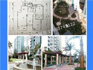 奥园迎宾花园特价大户型三房仅售63.6万元