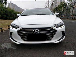 领动2016款1.6L自动智炫・精英型