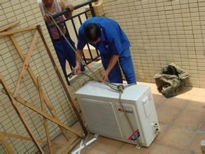 青州空調移機,維修。