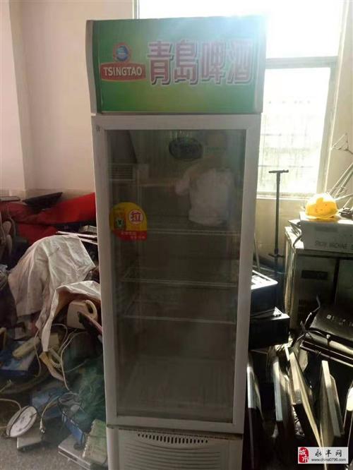 精品海尔冰箱、展示柜低价转