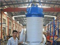 變頻大型潛水軸流電泵_不銹鋼機殼_納米碳葉輪_環保