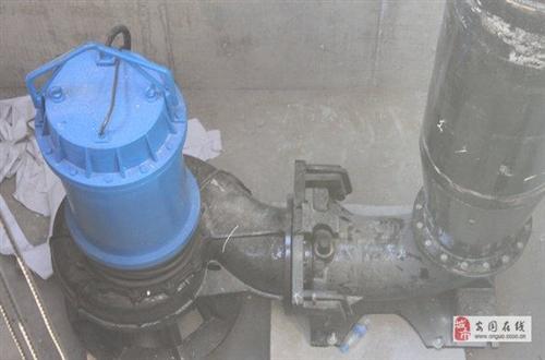 糞便處理潛水排污電泵_機械密封_封閉式葉輪-津奧特
