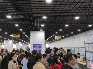 2月7日(正月十四)鄭州市春節后特大型人才招聘會