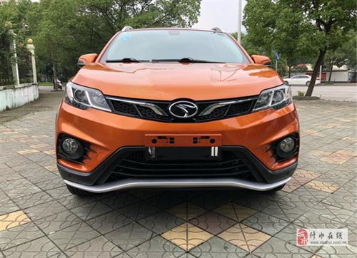 二手东南DX3首付8千当天提车