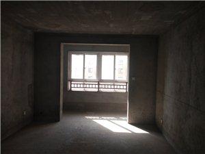 香格里拉8楼毛坯,安静小区,3室2厅1卫