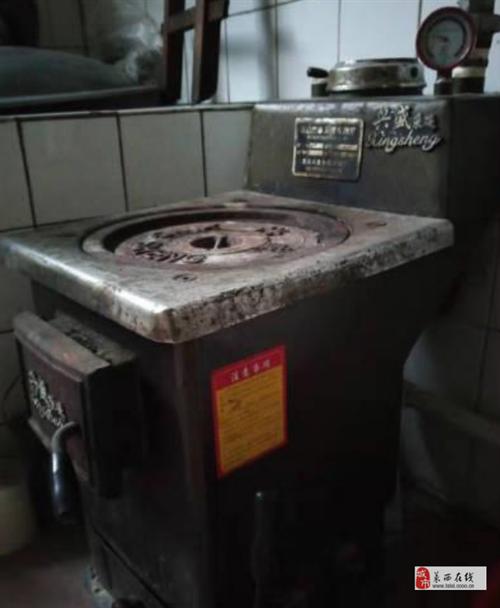 剛用了不久的土暖爐,拆下來了