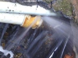 無錫市單位消防管道漏水側漏自來水管道漏水定位檢測