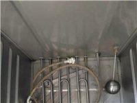 電熱、蒸汽兩用蒸飯柜