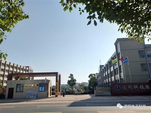 江西遂川通明电子科技有限公司