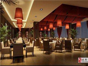 重庆大饭店装修,酒楼装潢设计,餐厅整体装饰布置