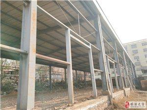 现有厂房对外出租,面积4000余平米,位于晟方建材市场向南300米
