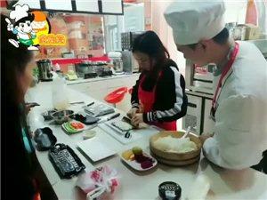溫州甌海日本壽司培訓多少錢哪里學