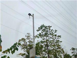 江夏紙坊文化大道107國道監控安裝維修攝像頭安裝