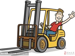 叉車、挖掘機各種上崗證考試,年前考,年后持證上崗!