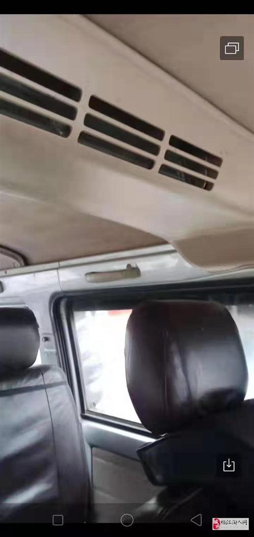 北汽威旺面包车