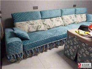 长阳黄女士专业量身定制沙发套,桌椅套!