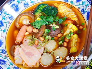 台湾長安哪裡學做正宗麻辣燙比較靠譜
