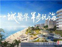 海口三盛国际海岸一线海景别墅精装修交付