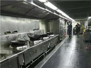 西安单位学校油烟罩排油烟设备清洗公司