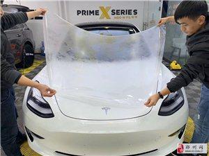 郑州汽车贴膜漆面保护膜