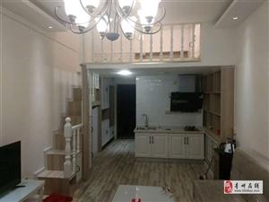 香江大厦精装公寓,家具家电齐全1600元/月