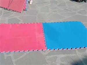 出售地垫(1米乘1米),九成新