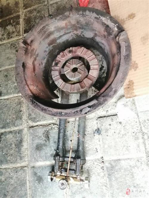 处理液化气炉子,猛火,有需要的速度