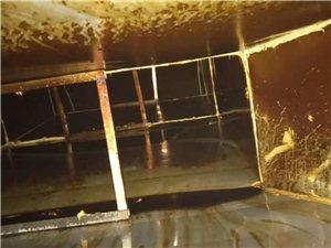 西安單位食堂油煙罩油煙管道清洗公司