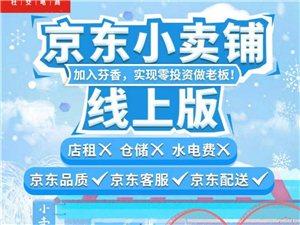京东集团线上商城招分销代理