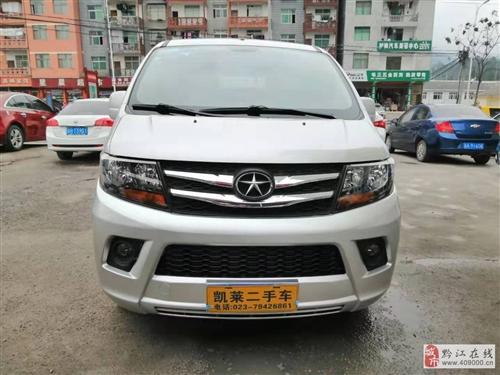 出售一辆二手江淮瑞风M3
