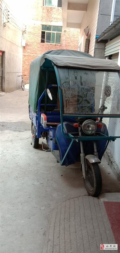 轉讓8成新摩托三輪車