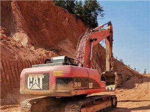 急售卡特323D直喷挖掘机,手续齐品质好,包送