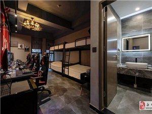 重庆永川电竞酒店装修_电竞酒店装修设计哪家公司好?